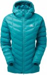 Mountain Equipment W Superflux Jacket Blau | Größe XL - 16 | Damen