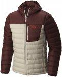 Mountain Hardwear M Dynotherm Down Hooded Jacket   Größe S   Herren Daunenjack