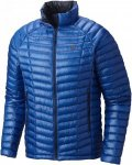 Mountain Hardwear Ghost Whisperer Down Jacket Blau, Male Daunen Daunenjacke, S