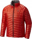 Mountain Hardwear Ghost Whisperer Down Jacket Orange, Male Daunen Daunenjacke, M