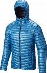 Mountain Hardwear M Ghost Whisperer Hooded Down Jacket | Größe XL | Herren Dau
