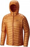 Mountain Hardwear M Ghost Whisperer Hooded Down Jacket Herren | Orange | XL | +X