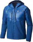 Mountain Hardwear M KOR Strata Alpine Hoody Blau | Größe XL | Herren Isolation