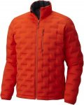 Mountain Hardwear Stretchdown DS Jacket Orange, Male Daunen Freizeitjacke, L