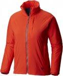 Mountain Hardwear W KOR Strata Jacket Rot | Damen Isolationsjacke