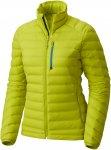 Mountain Hardwear W Stretchdown Jacket Grün   Damen Freizeitjacke