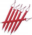 MSR Dart Heringe 15 CM (6-Pack) | Größe One Size |  Zelt-Zubehör