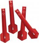 MSR Toughstake Heringe Small Rot   Größe One Size    Zelt-Zubehör