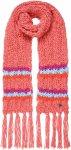 Nordbron Kids Jappie Scarf Gestreift / Pink   Größe One Size   Kinder Schals &