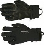 Norrona Falketind DRI Short Gloves Schwarz, Accessoires, XS