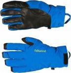 Norrona Falketind DRI Short Gloves Blau, S,Fingerhandschuh