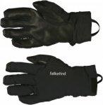 Norrona Falketind DRI Short Gloves Schwarz, L,Fingerhandschuh