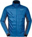 Norrona Falketind Alpha60 Jacket Blau, Male Polartec® Freizeitjacke, S
