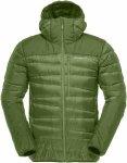 Norrona M Falketind Down750 Hood Jacket Herren | Grün | M | +M,L,XL