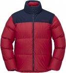 Norrona Norrona Down750 Jacket Rot   Größe L    Freizeitjacke