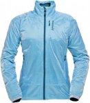 Norrona W Bitihorn Alpha60 Jacket, Ice Blue   Damen Freizeitjacke