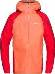 Norrona Bitihorn Dri1 Jacket Rot, Female Regenjacke & Hardshells, L