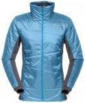 Norrona W Falketind Primaloft60 Jacket Blau | Damen Freizeitjacke