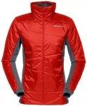 Norrona Falketind Primaloft60 Jacket Rot, Female Daunen Fleecejacke, XS