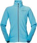 Norrona W Falketind Warm1 Jacket | Größe XS | Damen Fleece Jacke