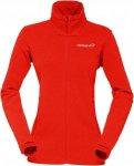 Norrona Falketind Warm1 Jacket Rot, Female Polartec® Fleecejacke, M