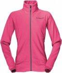 Norrona Falketind Warm1 Jacket Pink, Female Polartec® L -Farbe Grafitti Pink, L