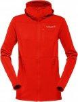 Norrona W Falketind Warm1 Stretch Zip Hoodie | Größe M,S,XL | Damen Fleece Jac