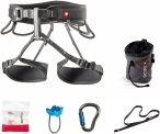Ocun Climbing Twist Set Grau | Größe M-XL |  Klettern, Bouldern & Slackline
