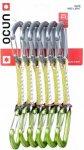 Ocun Hawk QD Wire DYN 11-Pack 5+1 (Modell Sommer 2017) Grün, Klettern, 10 cm