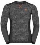 Odlo M Shirt L/S Crew Neck Blackcomb Evolution Warm   Größe S,XL   Herren Lang