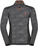 Odlo M Shirt L/S With Facemask Blackcomb Evolution | Herren Langarm-Shirt