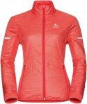 Odlo Jacket Irbis Rot, Female Freizeitjacke, S