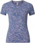 Odlo W T-Shirt S/S Crew Neck Sillian | Größe XS,S,M,L,XL | Damen Kurzarm-Shirt