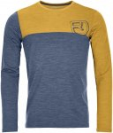 Ortovox M 150 Merino Cool Logo Longsleeve | Größe S,L | Herren Langarm-Shirt