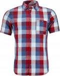 Ortovox M Merino Vintage Cortina Shirt Short Sleeve | Größe S,M,L | Herren Kur
