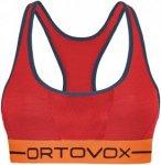 Ortovox Rock'n'wool 185 Sport TOP W (Modell Sommer 2017) Damen | Rot | S | +S,L,