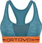 Ortovox W 185 Merino Rock'n'wool Sport Top | Größe S,L | Damen Sport-BHs