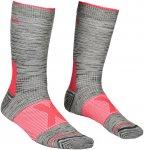 Ortovox W Alpinist Mid Socks Grau | Größe 39 - 41 | Damen Socken
