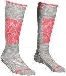 Ortovox W Merino Socks Ski Compression Grau   Größe 39 - 41   Damen Socken