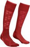 Ortovox W Merino Socks Ski Compression | Größe 35 - 38,42 - 44 | Damen Ski- &