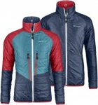Ortovox Swisswool Light Jacket Piz Bial Blau, Female Daunen Isolationsjacke, M