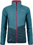 Ortovox Swisswool Light Pure Dufour Jacket Blau, Female Daunen Freizeitjacke, XS