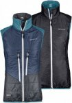 Ortovox Swisswool Light Vest Piz Grisch Schwarz, Female Daunen Isolationsweste,