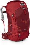 Osprey ACE 38, Paprika Red | Kinder Kinderrucksack