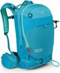 Osprey Kresta 20 Blau | Größe 20l | Damen Snowboard-Rucksack