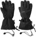 Outdoor Research Alti Gloves Schwarz |  Fingerhandschuh
