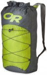 Outdoor Research Dry Isolation Pack Grau / Grün | Größe 18l |  Alpin- & Trekk