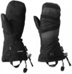 Outdoor Research Lucent Heated Mitts Schwarz, Gore-Tex® Accessoires, L