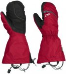 Outdoor Research Alti Mitts Rot, Male Gore-Tex® Accessoires, S