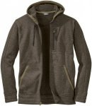 Outdoor Research Mens Belmont Hoody Braun, M, Herren Fleece Jacke ▶ %SALE 40%